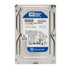 """DISCO PC RECONDICIONADO SATA 3,5"""" 500Gb 16MB WESTERN DIGITAL - 2007.1452"""