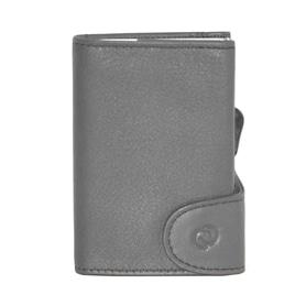 Carteira Cartões C-SECURE RFID 1701 Grey - 2007.1411