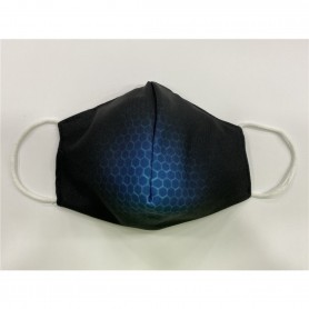 Máscara Certificada para 100 Lavagens CTCP - BA 4224 M013 - 2009.1560