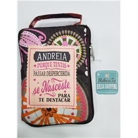 A BOLSA DA ANDREIA: NASCESTE PARA TE DESTACAR - 2009.1772