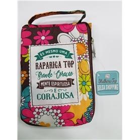 A BOLSA DA RAPARIGA TOP: GRANDE CORAÇAO E CORAJOSA - 2009.1765