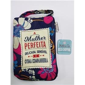 A BOLSA DA MULHER PERFEITA: DELICADA E COMPANHEIRA - 2009.1766