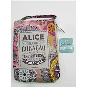 A BOLSA DA ALICE: COM UM GRANDE CORACAO - 2009.1769