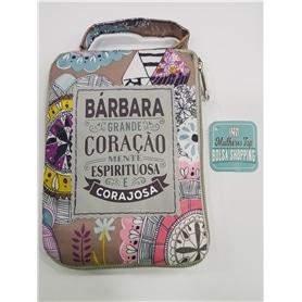 A BOLSA DA BARBARA: GRANDE CORACAO E CORAJOSA - 2009.1774