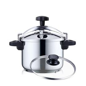 Panela Pressão 6,0L Haeger Pressure Cooker PC-6SS.014A - 2009.0895