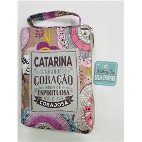 A BOLSA DA CATARINA: COM UM GRANDE CORACAO E CORAJOSA - 2009.1783