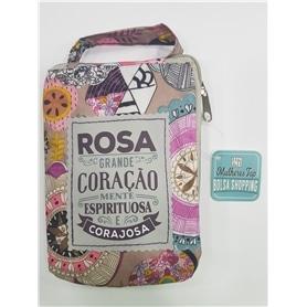 A BOLSA DA ROSA: GRANDE CORACAO E CORAJOSA - 2009.2126