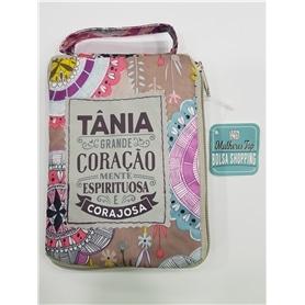 A BOLSA DA TANIA: GRANDE CORACAO E CORAJOSA - 2009.2130