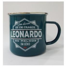 A CANECA DO LEONARDO: O GENIO - 2009.2536