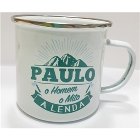 A CANECA DO PAULO: A LENDA - 2009.2547