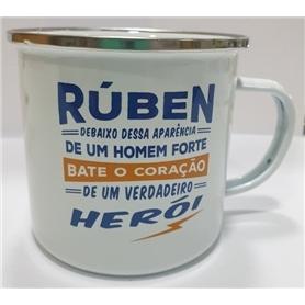A CANECA DO RUBEN: O HEROI - 2009.2552