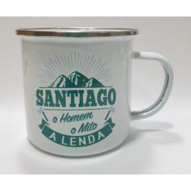 A CANECA DO SANTIAGO: A LENDA - 2009.2556