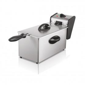 Fritadeira 4,0Lt Inox Haeger Pro Chips 2000w - 2011.0592