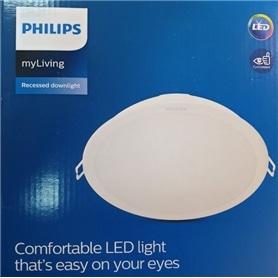 Projector Encastrar 24w Philips Meson 200 Branco Natural - 2011.2596