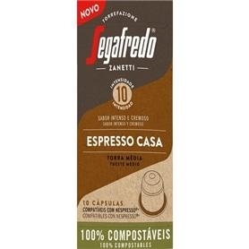 Cápsulas Compatíveis Nespresso Recicláveis Segafredo Casa - 2011.2398