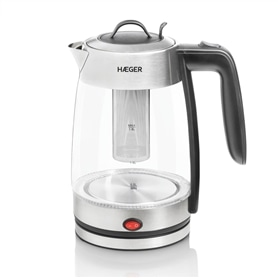 Jarro Electrico 1,8lt Haeger Perfect Tea - Com infusor chá - 2011.0595