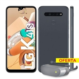 "SMARTPHONE LG K41S 6,6"" 3/32GB + Oculos Virtuais - 2012.1499"