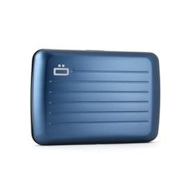 Carteira p/ Cartoes OGON Stockolm II Aluminium SV2 NAVY BLUE - 2007.1716