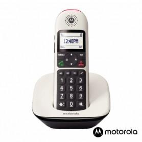 TELEFONE SEM FIO MOTOROLA CD5001WH COM ALTA VOZ - 2102.1098
