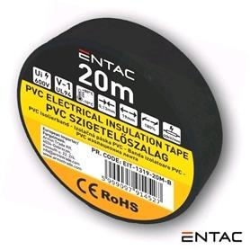 FITA ISOLADORA 19MM X 20MTS PRETA - 2102.2450