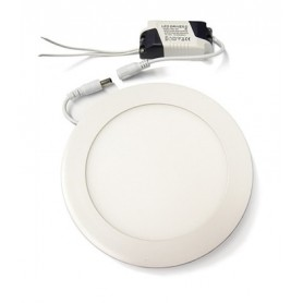 Projector Encastrar Redondo Branco LED 22w Branco Frio - 2102.2553