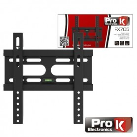 "SUPORTE LCD SLIM 17-37"" 25KG PROK FX705 - 2103.1055"