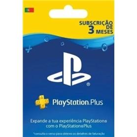 CARTÃO PLAYSTATION PLUS CARD: 90 DIAS (NA HORA ! ) - 711719145271