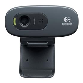 WEBCAM HD 720P COM MICROFONE LOGITECH C270 - 2104.0199