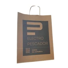 SACO PAPEL ELECTRO PESCADOR 2021 42X32+11CM - 2103.2697