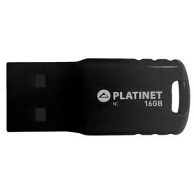 USB DISK PEN DRIVE 16GB - USB 2.0 PLATINT - 2104.0904