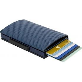 Carteira OGON Cascade Para Cartões Aluminium Traf. Blue - 2104.2209