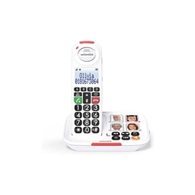TELEFONE SEM FIO SENIOR SWISSVOICE XTRA 2155 - 2105.1196