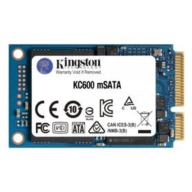 DISCO PC mSATA SSD M.2 Kingston KC600 512Gb - 2105.1050