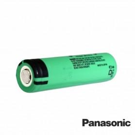 BATERIA 3,6V LI-ION 3400MAH PANASONIC 18650-60 - 2105.1201