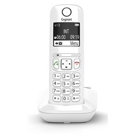 TELEFONE SEM FIO SIEMENS GIGASET AS690 BRANCO - 2105.1198