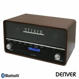 RADIO VINTAGE DENVER DAB-36 BLUETOOTH & AUX - 2012.0402