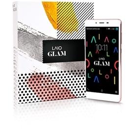"SMARTPHONE LAIQ GLAM - 5,5"" 3/32GB DARK GREY - 2011.2490"