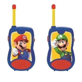 WALKIE-TALKIES LEXIBOOK DISNEY PIXARS SUPER MARIO TW12NI - 2012.0403