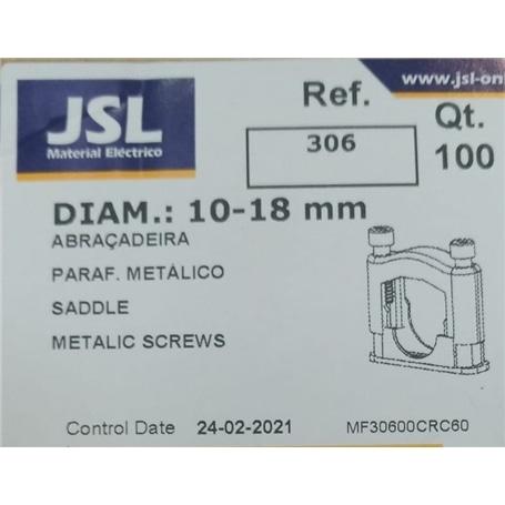 Abraçadeira JS306 Simples - JS306
