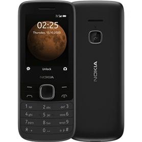 "TLM LIVRE DUPLO SIM NOKIA 225 2,4"" VGA BLACK - 2109.0899"